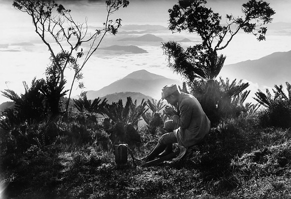 Autorretrato no alto de Carabaya (1928)
