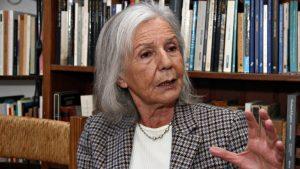 A argentina Beatriz Sarlo