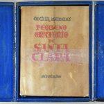 Um livro raro de Cecilia Meireles – <em>Pequeno oratório de Santa Clara</em>