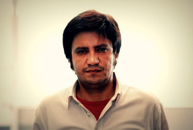 O escritor chileno Alejandro Zambra
