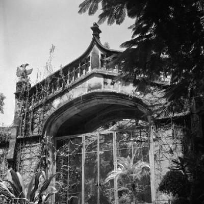 parque lage em 1944 blog do ims