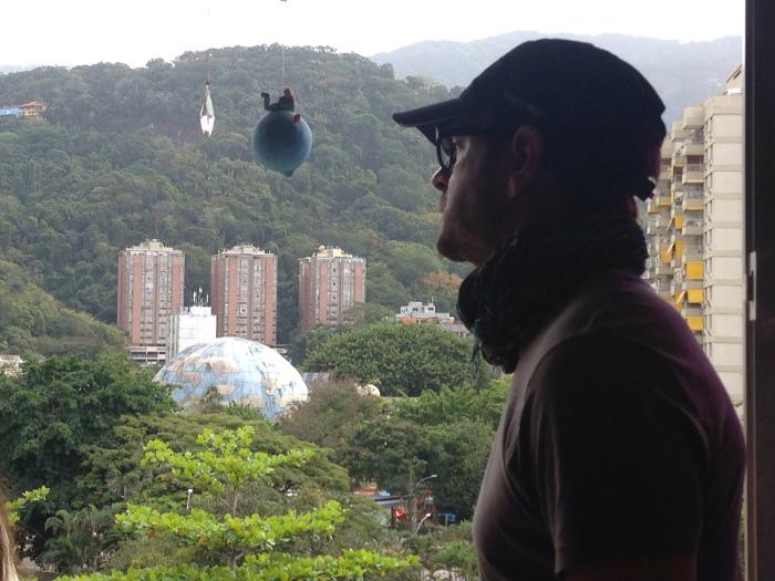 Anri Sala no Rio de Janeiro