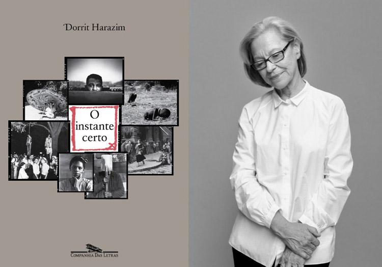A jornalista Dorrit Harazim, que lança O instante certo pela Companhia das Letras (Renato Parada)