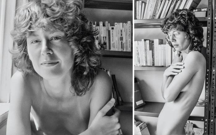 Rio de Janeiro, 1982. Fotos de Katia Muricy. Acervo Ana Cristina Cesar/IMS
