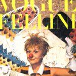 Fellini, editor da Vogue