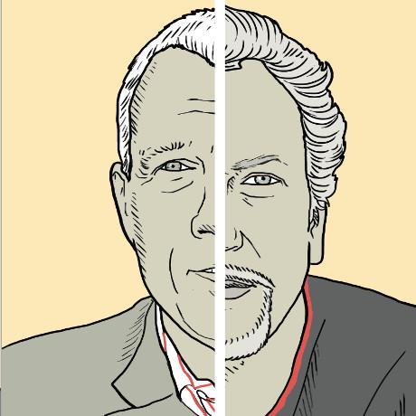 Walter Robinson e Jon Lee Anderson