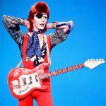 No <em>closet</em> de David Bowie