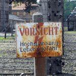 A impossibilidade de se falar sobre Auschwitz