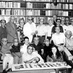 Sabadoyle: o último salão literário