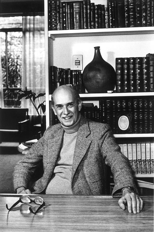 Antonio Candido em 1982