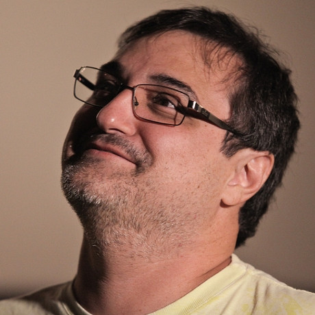 O diretor Frederico Machado