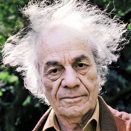 O poeta chileno Nicanor Parra (1914-2018)