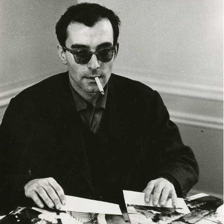 Jean-Luc Godard em 1960