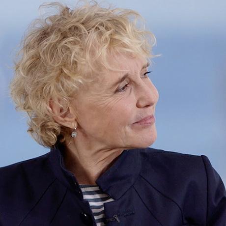 A cineasta Claire Denis