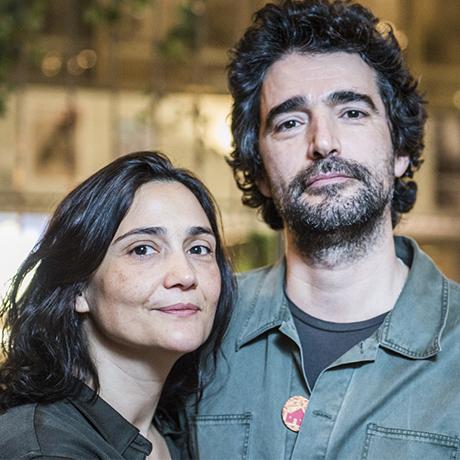 Filipa Reis e João Miller Guerra